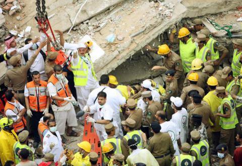 La Mecca, oltre 300 morti in una ressa di fedeli durante pellegrinaggio