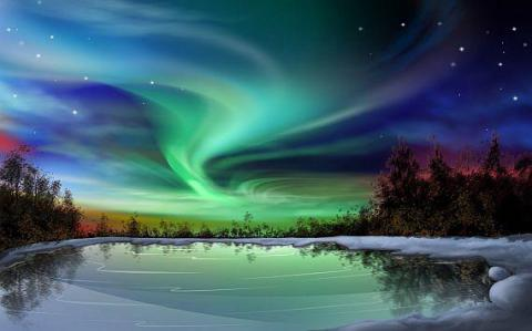 Northern Lights hanno ora una guardia (VIDEO)