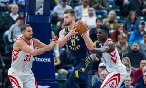 Basket, Nba: Celtics inarrestabili, Houston domina Indiana