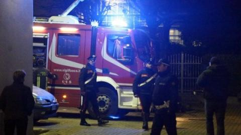 Milano, incidente in un