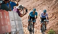 Ciclismo, Tour Oman: Angel Lopez vola in salita