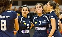 Volley femminile, la Battistelli alza la Coppa Italia di A2