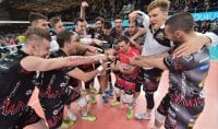 Volley, Superlega: Perugia domina a Trento nel big match. Civitanova tiene il passo
