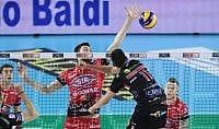 Volley, finale scudetto: Civitanova rimonta Perugia e porta la serie in parit?
