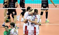 Volley, Superlega: Trento trascina Perugia in gara-5, Civitanova in finale
