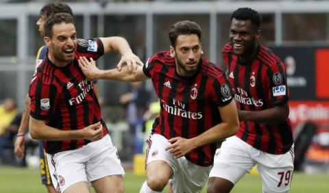 Milan-Verona 4-1: rossoneri pi? vicini all