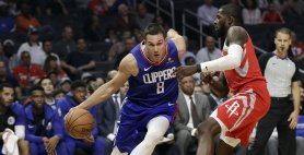 Basket, Nba: Gallinari trascina i Clippers, ko Cleveland e Golden State