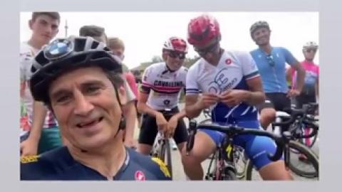 Alex Zanardi travolto in handbike: grave incidente in una strada provinciale a Pienza